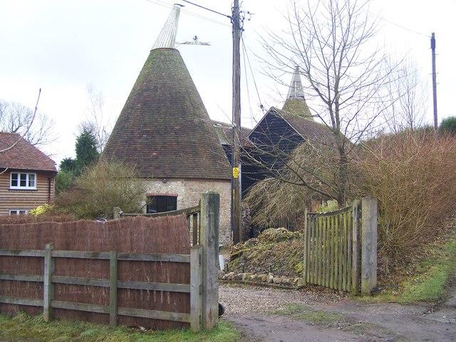 Fairbourne Manor Oast House