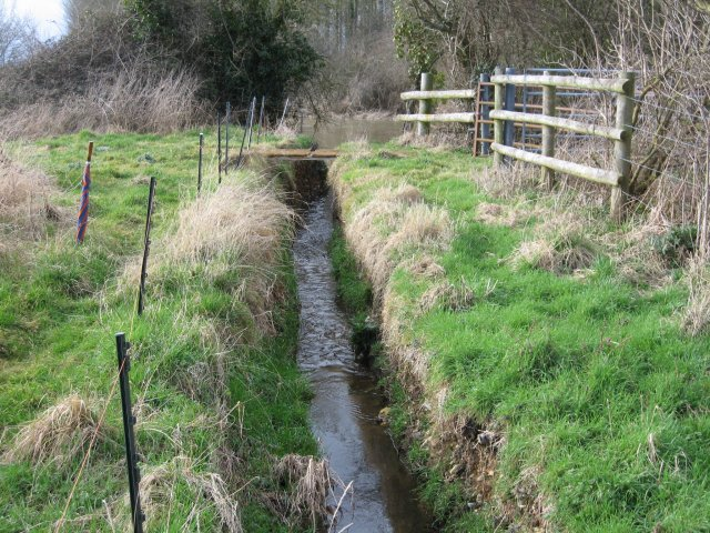 Old Mill Stream, Bear Mead