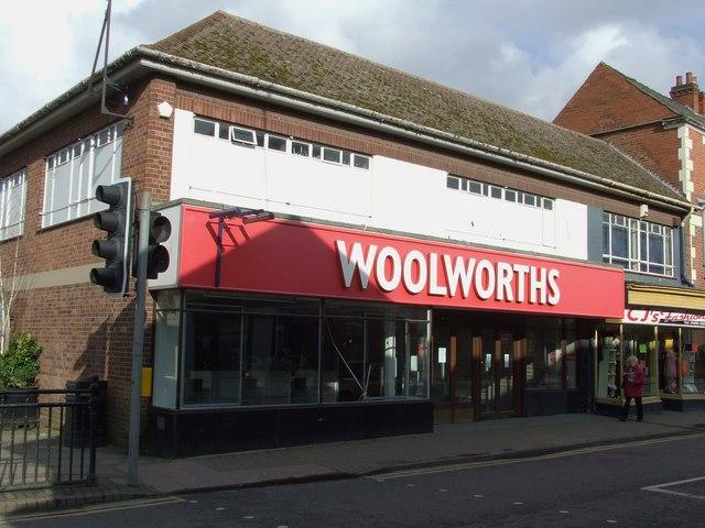 Woolworths Holbeach