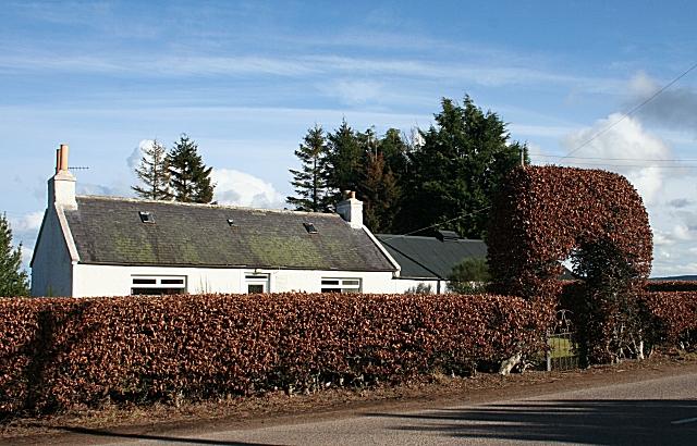 Cottage at Cranloch