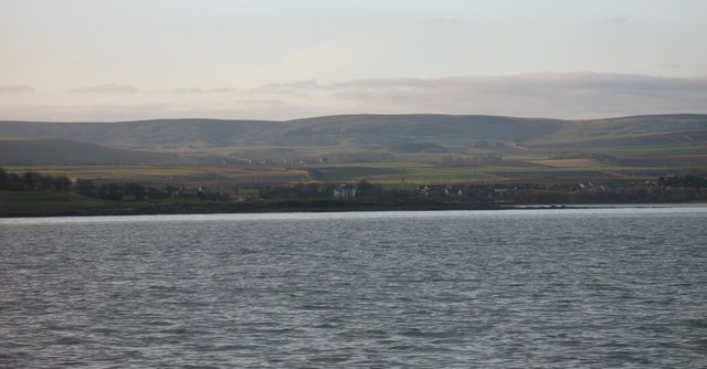 Belhaven from the sea