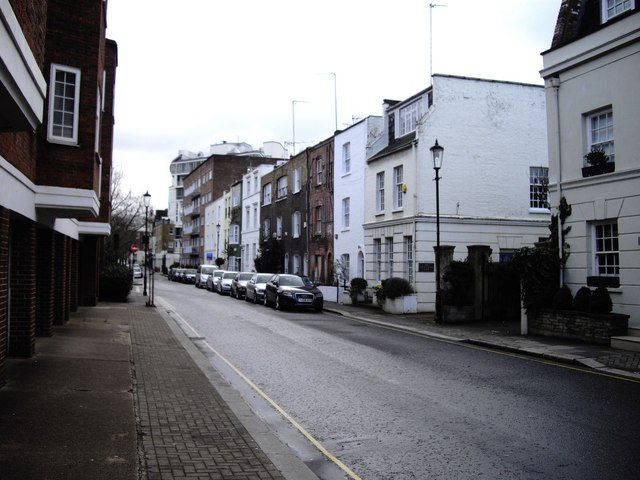 Houses in Elyston Place