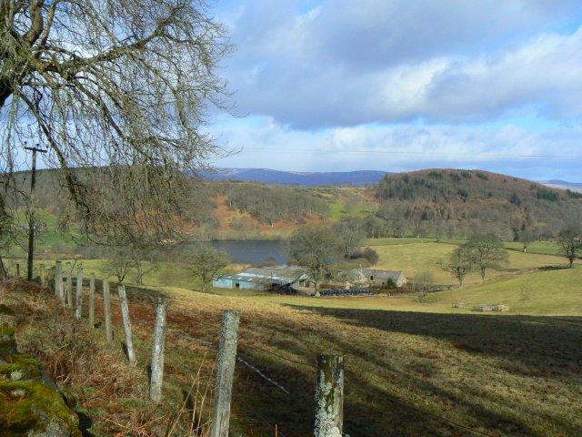 Ballochargie farm