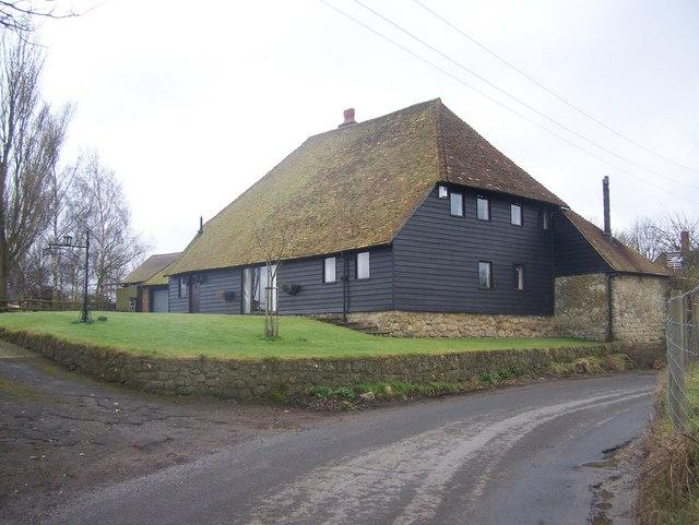 Chegworth Barn