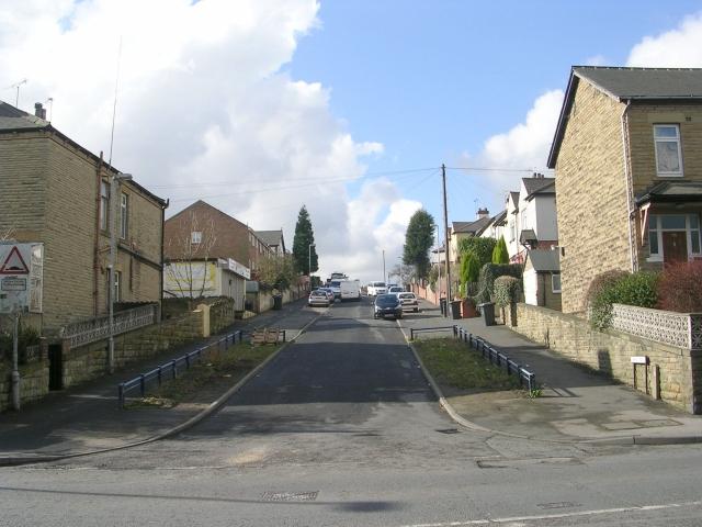 Oakhill Road - Bradford Road