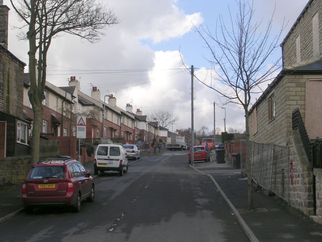 Anne Street - Bradford Road