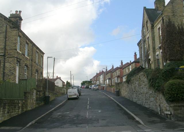 Hampson Street - Bradford Road