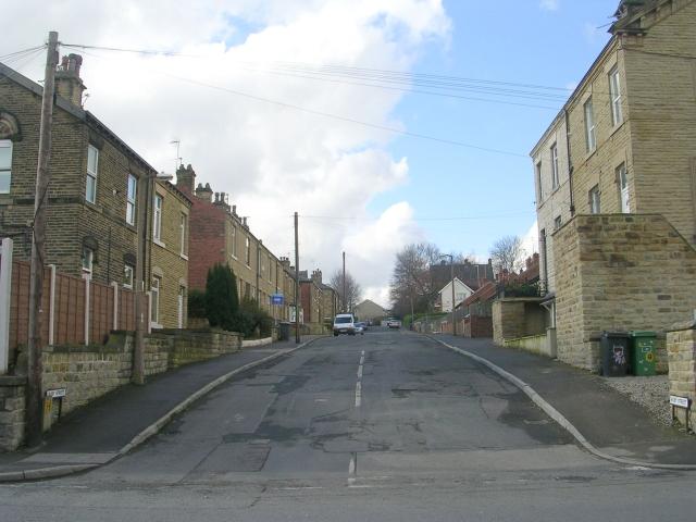 Ruby Street - Bradford Road