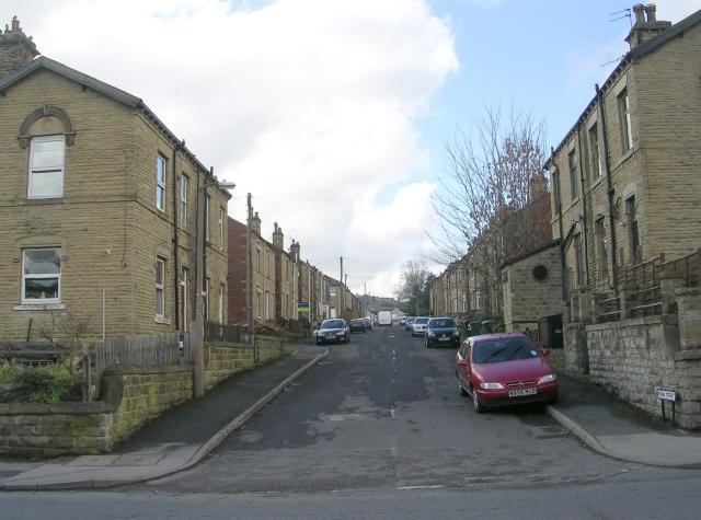 Pearl Street - Bradford Road