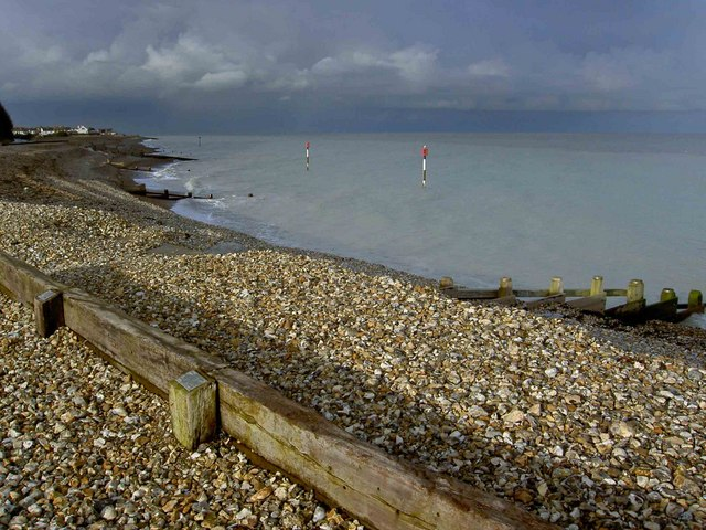Kingsdown beach