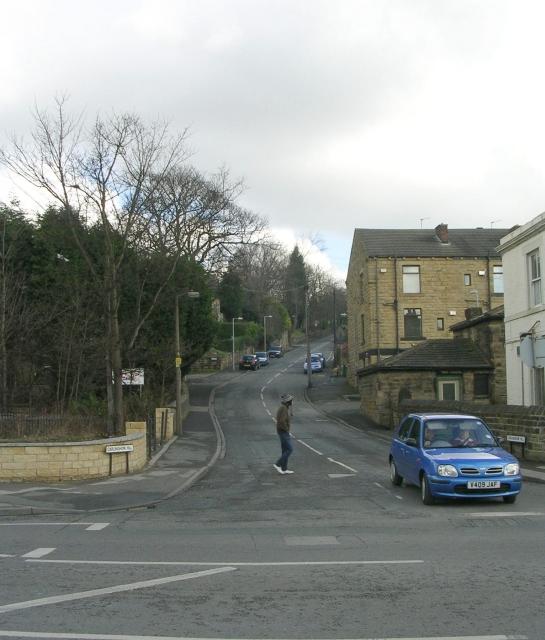 Carlinghow Hill - Bradford Road