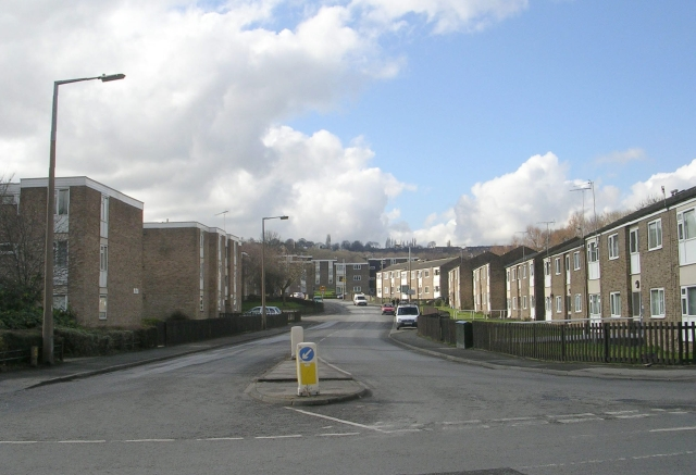 Centenary Way - Bradford Road