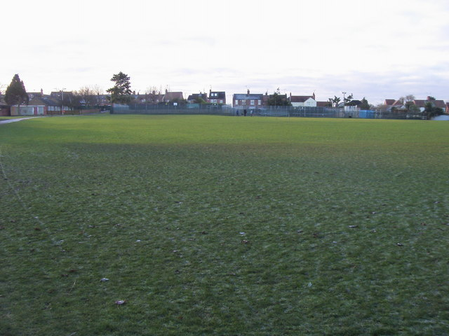 Saffron Road Recreation Ground