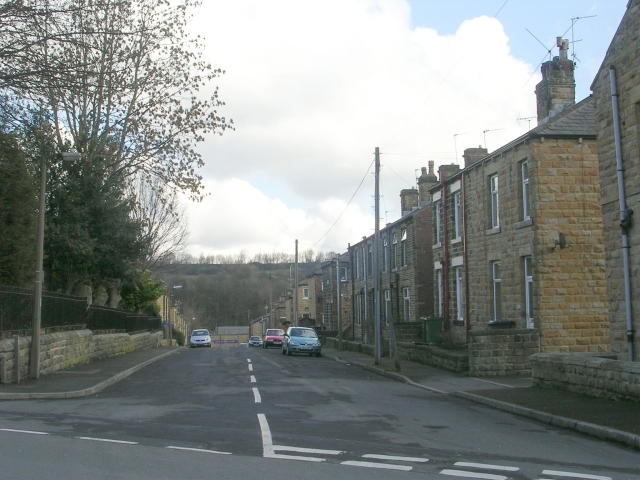 Pearl Street - Ealand Road