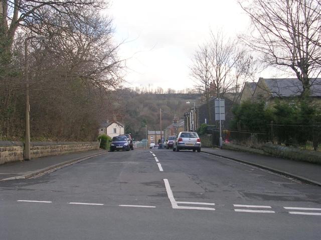Ruby Street - Ealand Road