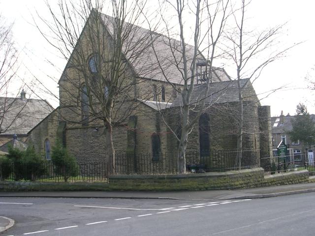 St John the Evangelist - Ealand Road