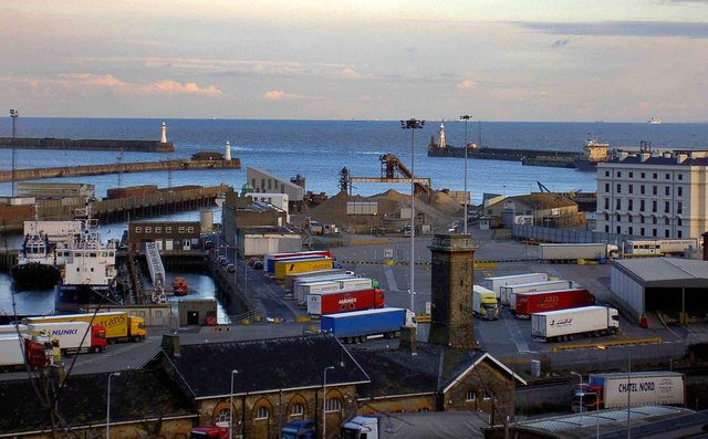 Dover Harbour (West)