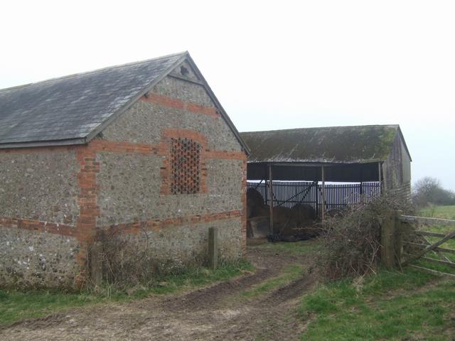 Barns at Westhay Farm