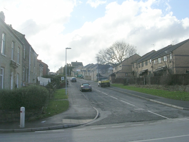 Chaster Street - Carlinghow Lane