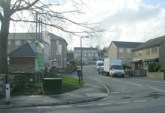 The Drive - Carlinghow Lane