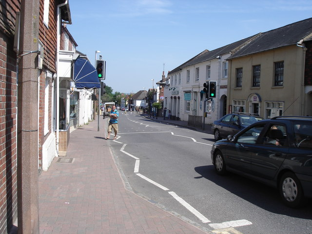 Henfield - High Street