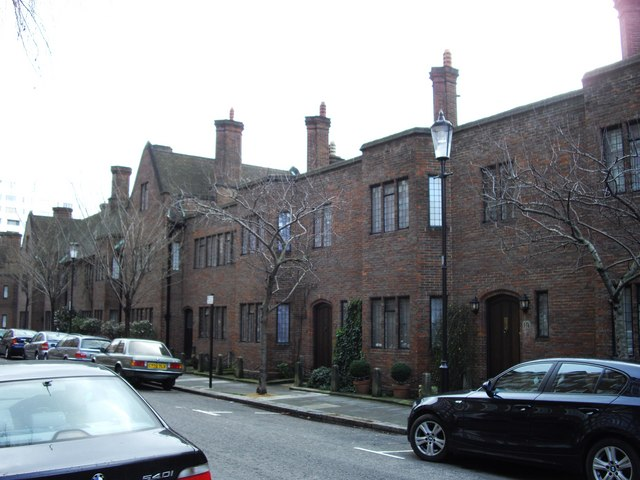 Houses in Whitehead's Grove