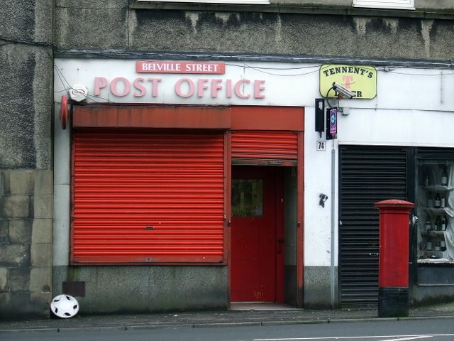 Belville Street Post Office