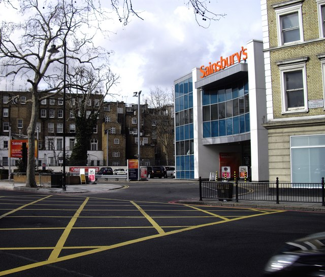 Sainsbury's Cromwell Road