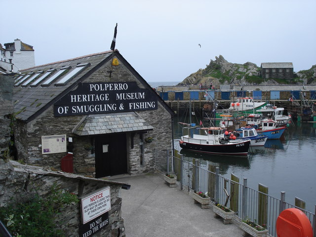 Polperro - Heritage Museum of Smuggling and Fishing