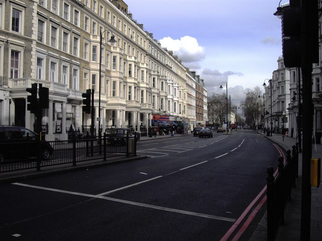 Cromwell Road-A4