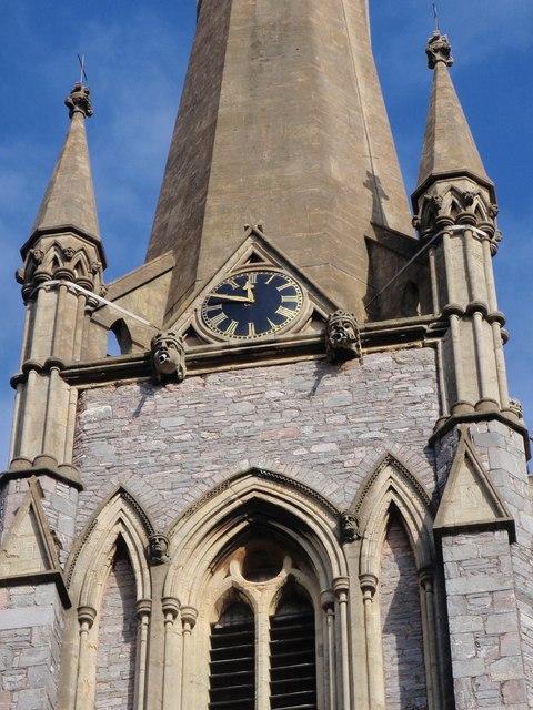 Gargoyles, St Mary Magdalene church, Torquay