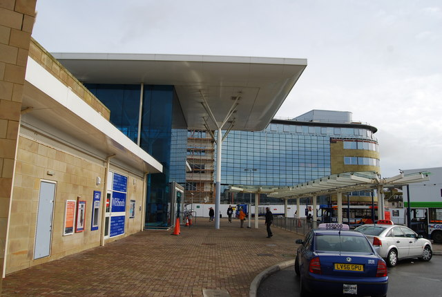 Hastings Station & New College Development