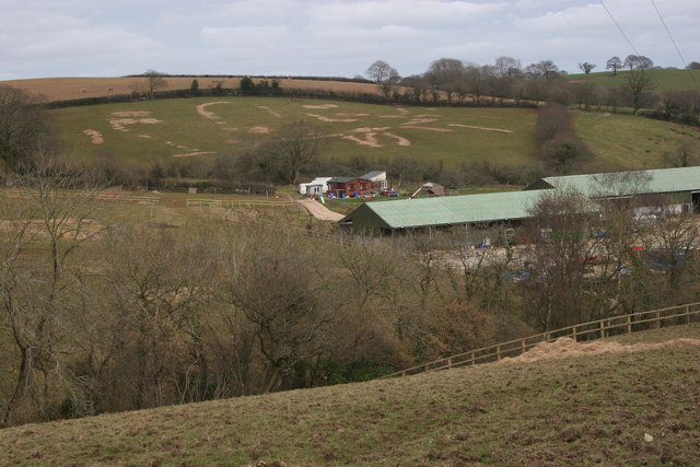 Rollestone Farm, Exeter