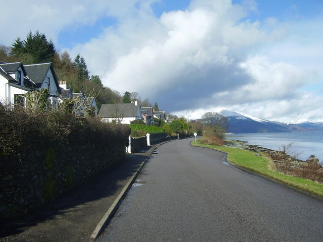 Shore Road Blairmore