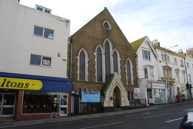 The Tabernacle, Cambridge Rd