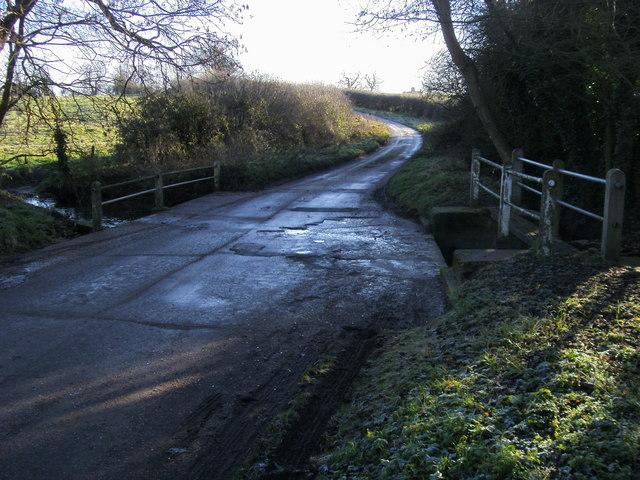 Lane to Caldecott
