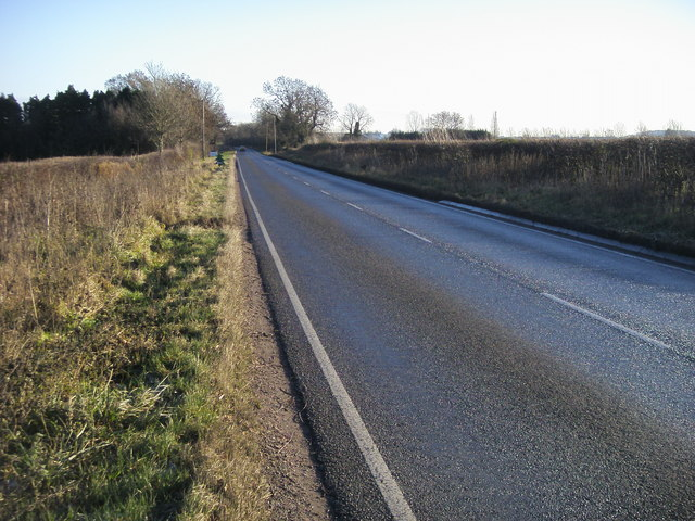 Chelveston Road (B645)