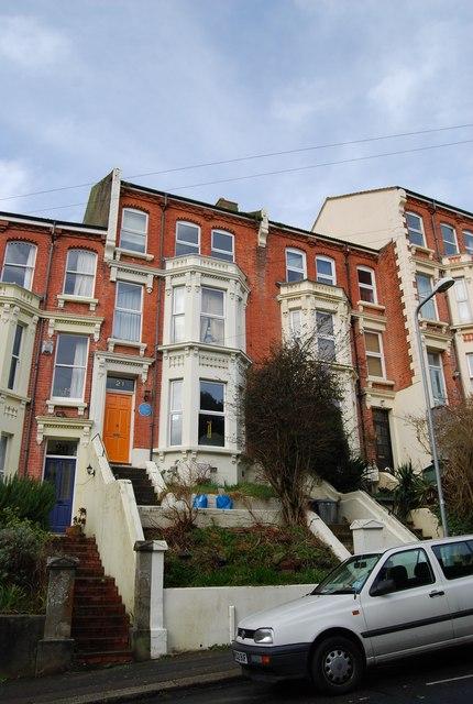 John Logie Baird Lived Here!, Linton Crescent
