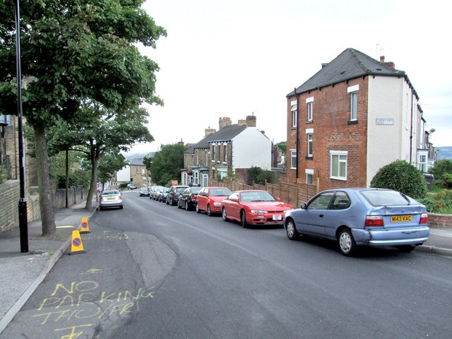 Springvale Road, Crookes