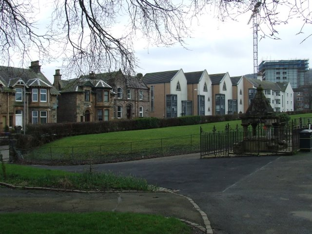 Lynedoch Street and Wellpark