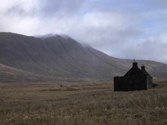 Ruin at Kinbreak