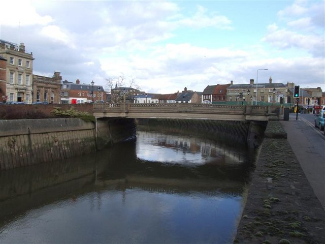 Wisbech Town Bridge