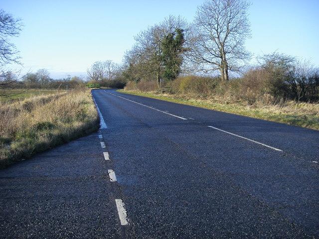Kimbolton Road (B645)