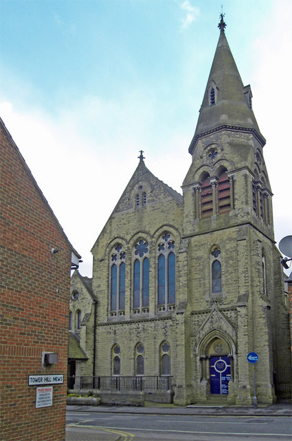 Wesleyan Methodist Church, Tower Hill