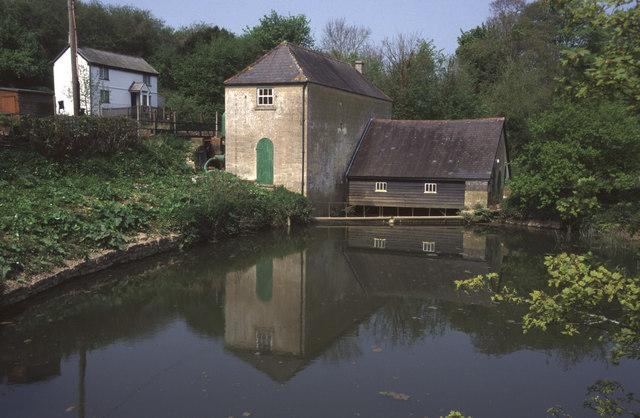 Claverton Pumping Station