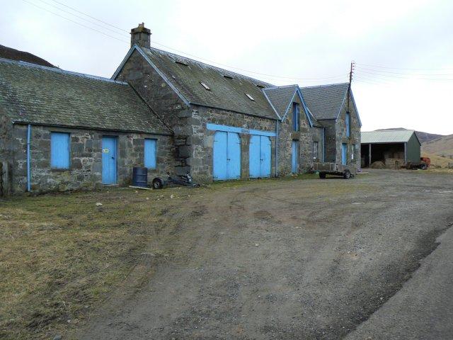 Auchnacloich farm