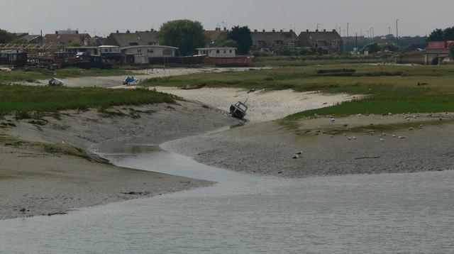 River Adur, Shoreham-by-Sea