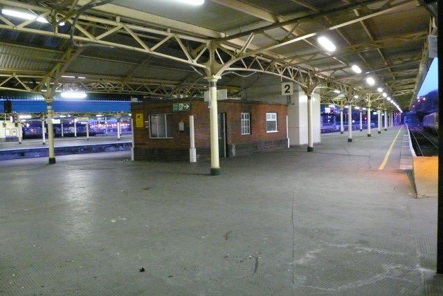 Platform 2, TempleMeads
