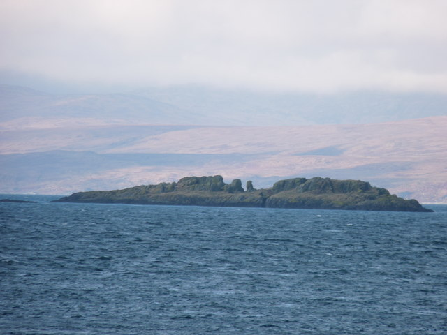 Island Carraig an Daimh