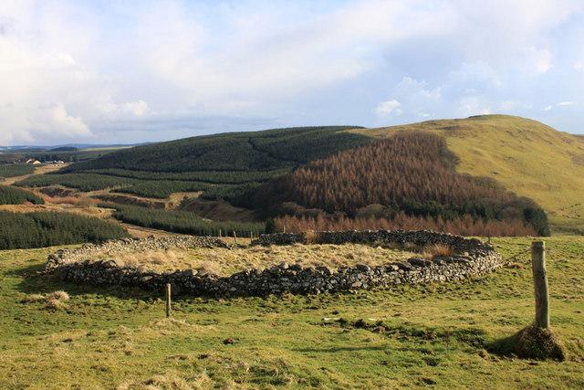 Sheepfold near Waterhead